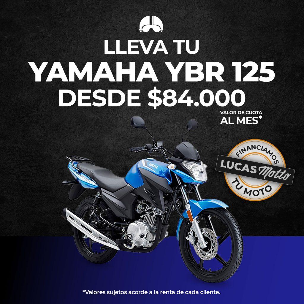 24. Yamaha ybr 125